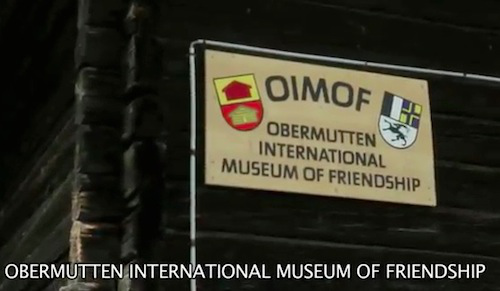 Obermutten Museum of FriendShip