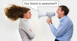 Social Media: From Shouting to Conversation