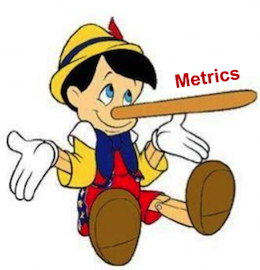 Lie to Me: Bad Metrics for Social Media