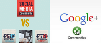 Google+ Communities: Analyzing Community Health